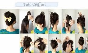Tuto Coiffure Simple Cheveux Court Fashionsneakersclub
