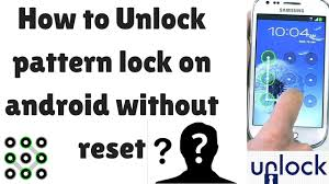 Unlock Pattern Fascinating How To Unlock Pattern Lock On Android Without Reset YouTube