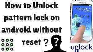 How To Unlock Pattern Unique Design