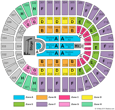Detailed Seating Chart Nassau Coliseum Nassau Coliseum Seating Chart Wrestling 2019