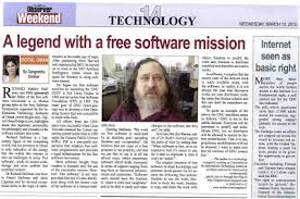 Image result for 1985 richard stallman established freesoft ware