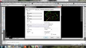 autocad dimension text size how to setup autocad to work faster showing with image and video
