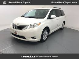 2015 Used Toyota Sienna XLE at Round Rock Toyota Serving Austin ...
