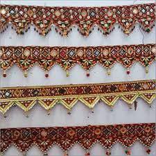 diwali torans or traditional door hangings dipavali decorative