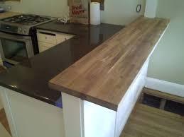 diy ikea butcher block countertop