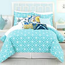 um image for another guest bed option bedding trellis turquoise comforter and duvet cover sets collections