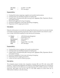 Etl Tester Resume Sample. 9