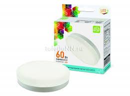 Светодиодная <b>лампа</b> ASD LED-GX53-standard 6Вт <b>230В</b> 6500К ...