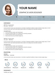 Free Resume Template Microsoft Word Custom Centrum Simple Resume Template