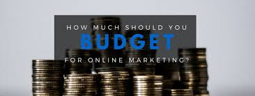 Budget Online How Much To Budget For Online Marketing Riverbed Marketing