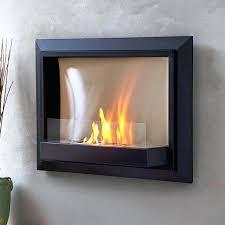 living room wall mount gas fireplace ventless elegant vail 26 inch nutmeg vent free mantel