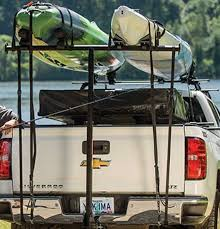 Oak Orchard Canoe Kayak Experts Pick Up Truck Rear Racks rack kayaks ...