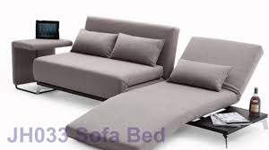 amazing modern sofa bed jh  youtube