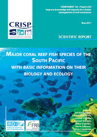 Samoan Fish Chart Pdf Major Coral Reef Fish Species Of The South Pacific With