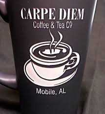 Hours, locations, map, contacts and users rating and reviews. Carpe Diem Etched Mug 16 Oz Carpe Diem Coffee Tea Co