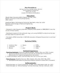 Ideas Collection Entry Level Firefighter Resume Simple Construction