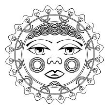 Sole Maori Disegni Da Cui Prendere Ispirazione Foto Bellezza