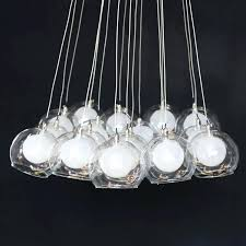 bubble glass chandelier chandelier mesmerizing clear glass chandelier bubble glass pendant light iron and glass chandelier