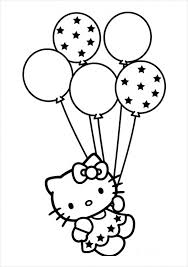 Hello kitty valentines coloring pages. Free 18 Hello Kitty Coloring Pages In Pdf Ai