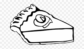 slice of cake clipart black and white.  And Food Slice Pumpkin Menu Outline White Pie Clipart Black And Rh Clipartmax  Com Of Cake On Slice Of Cake Clipart Black And White W