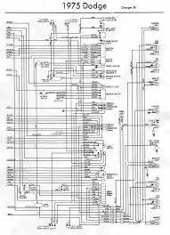 dodge car manuals, wiring diagrams pdf & fault codes 1975 dodge truck wiring diagram at 1976 Dodge Truck Wiring Diagram
