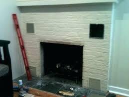 tiling over brick fireplace refacing brick fireplace with tile tile over brick fireplace refacing brick fireplace