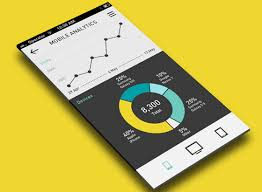 16 Sleek Charts And Graphs Mobile Apps Featuring Statistics