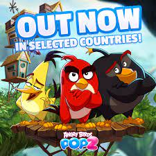 Angry Birds - Angry Birds POP 2 is available in select countries now! 🎉  All the bubble popping fun you already know with a whole new level of  competition and strategy! 🥳
