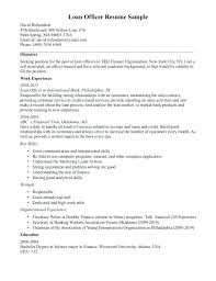 Mortgage Loan Processor Cover Letter Closer Resume Officer List Form