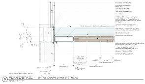 door sill detail door jamb detail garage door jamb detail exterior door sill flashing details door door sill detail