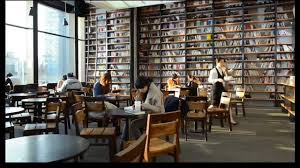 Book Cafe Design Concept 9 Book Cafe Tumblr Book Cafe Library Cafe Cafe Concept