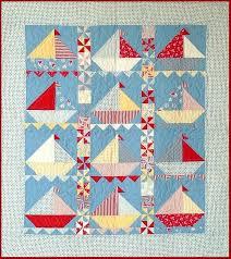 Sailing Sailing Quilt Pattern - Cute Little Boy's Quilt - PDF ... & Sailing Sailing Quilt Pattern - Cute Little Boy's Quilt - PDF Format Adamdwight.com