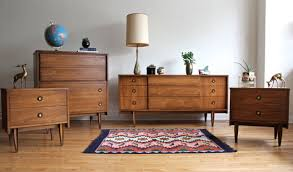 mid century modern bedroom furniture. popular of vintage mid century modern bedroom furniture the dixie antique blond u