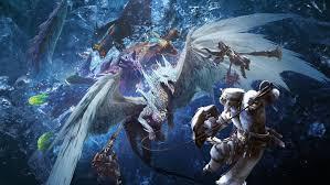 monster hunter world iceborne title