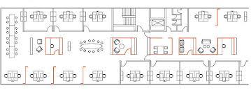 NORTH  Skylab Architecture  Office Floor Plan Office Floor And Floor Plan Office