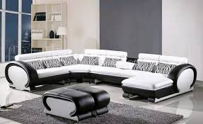 l shaped sofa. L Shaped Sofa Genuine Leather Corner With Ottoman Chaise Lounge Set Low Price Settee