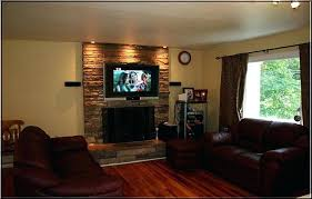 beautiful modern fireplace design with tv fireplace modern tv above fireplace design ideas