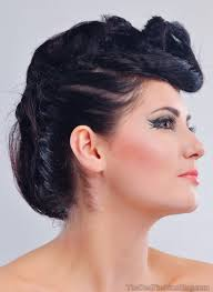 Crazy Woman Hair Style & 1960s hair styles for women 2017 6038 by wearticles.com