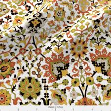 Persian Design Fabric Details About Turkish Islamic Persian Victorian Fabric Printed By Spoonflower Bty