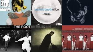 The Edge Cd Song List The 30 Best Albums Of 1999 Paste