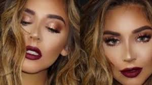ultimate guide to the drop dead gorgeous makeup and hair look for winter 2016