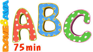 (us, usually plural only, uncountable, countable) the alphabet. Abc Song Abc Songs Plus More Nursery Rhymes Alphabet Collection And Baby Songs From Dave And Ava Youtube