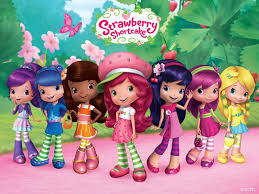 strawberry shortcake wallpapers group 45