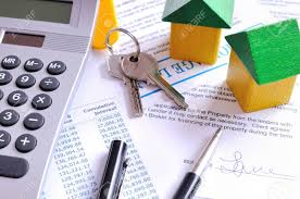 Calculate A Mortgage Loan Calculation Of Mortgage Loan And Signed Agreement For The Purchase
