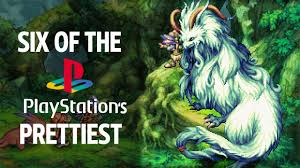 Things start to get ugly here, but at least the games run fast, right? 6 Of The Most Gorgeous 2d Playstation Games Youtube
