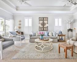 Large transitional open concept porcelain floor family room photo in  Houston with gray walls and a
