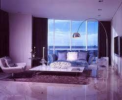 Plum Living Room Accessories Purple Living Room Ideas Standing Lamp High Window Pulple Wall