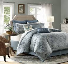 lofty design ideas blue paisley king comforter sets black twin bed set beautiful navy bedding designs