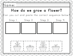free printable sequencing worksheets for kindergarten – winio