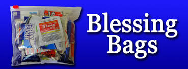 Image result for blessing bags